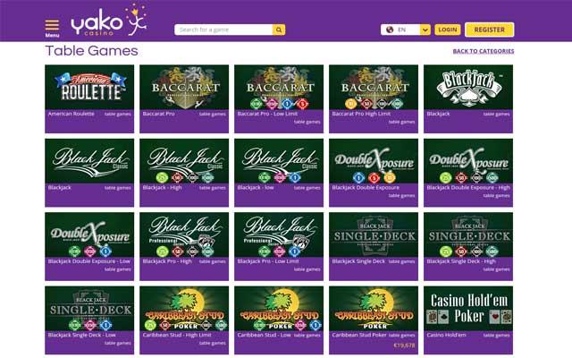 Yako Casino 1