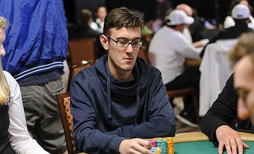 Christian Christner is the Unofficial Leader at 2017 Poker Masters Event #2