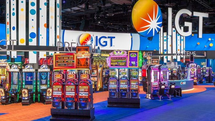International Game Technology Inks New Partnership with Scientific Games