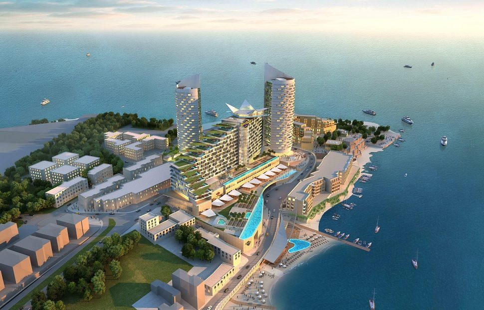 Malta's St. George's Bay to Build New €300-Million Residential City Center