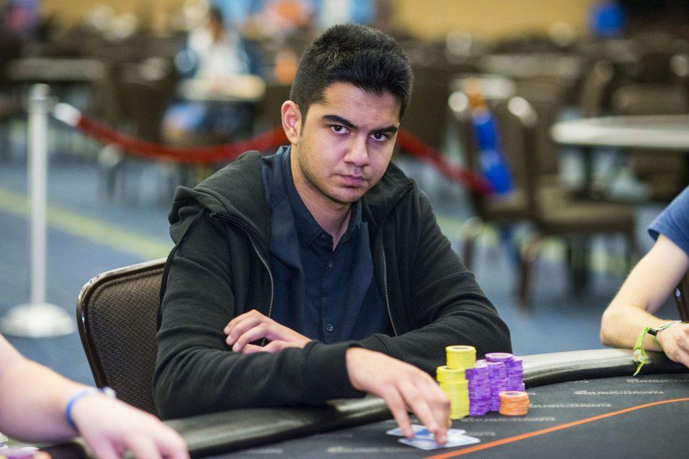 British Player Vishal Maini Leads Day 2 of WSOPE Main Event