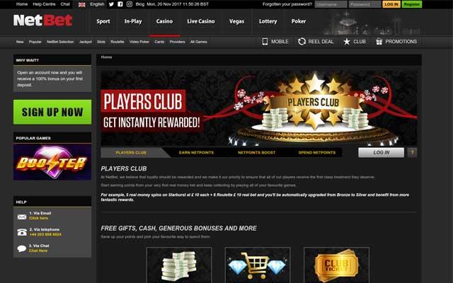 NetBet Casino 5