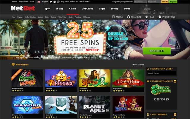 NetBet Casino 7