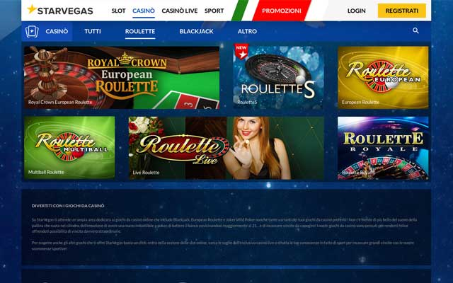 StarvegasIt Casino 1