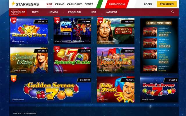 StarvegasIt Casino 2