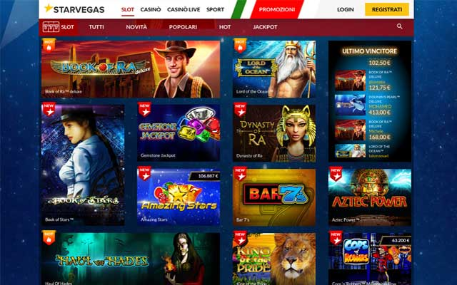 StarvegasIt Casino 3