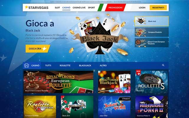 StarvegasIt Casino 5