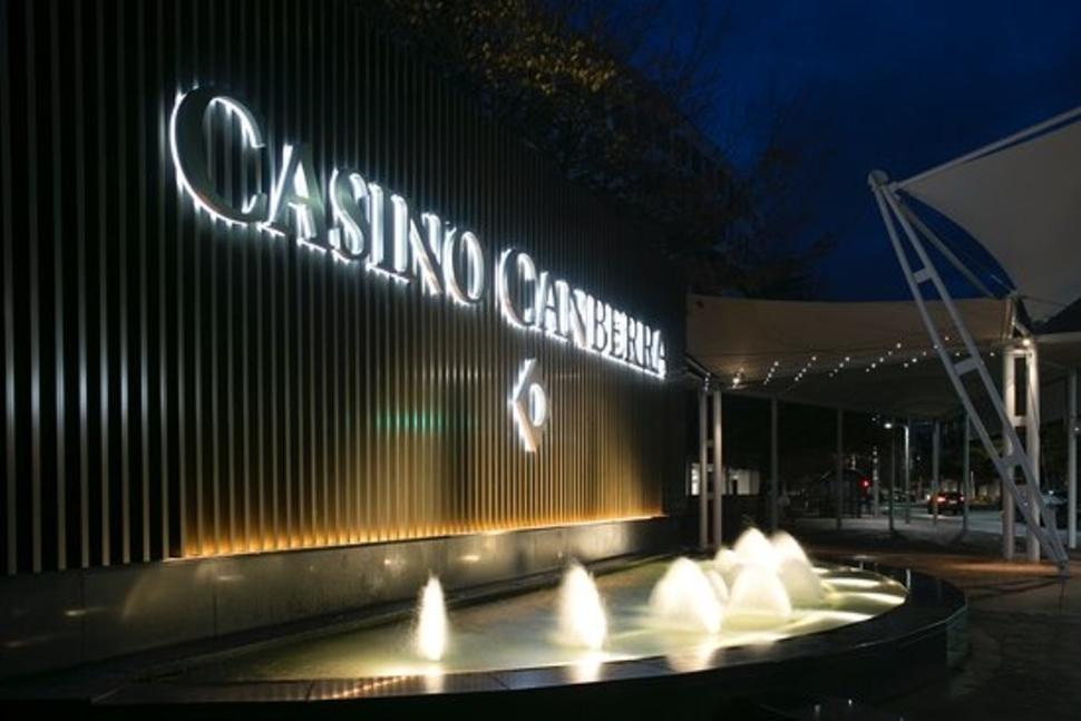 Canberra Casino Poker