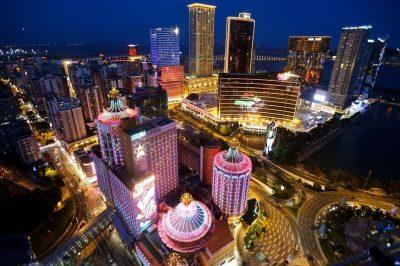 Macau gambling age golden shamrock slot machine