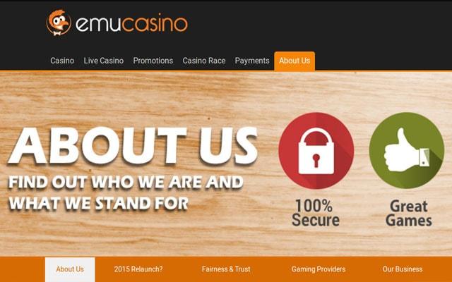 Emu Casino 1