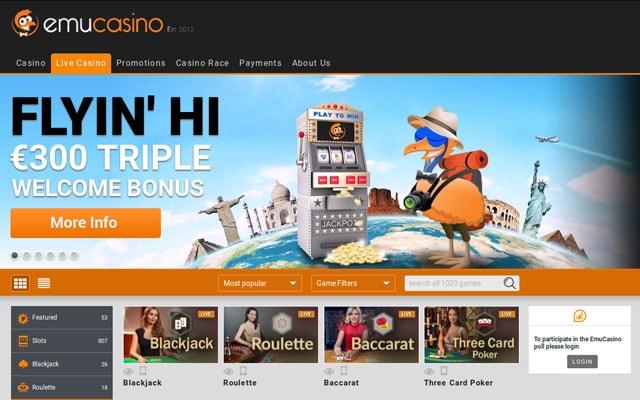 Emu Casino 5