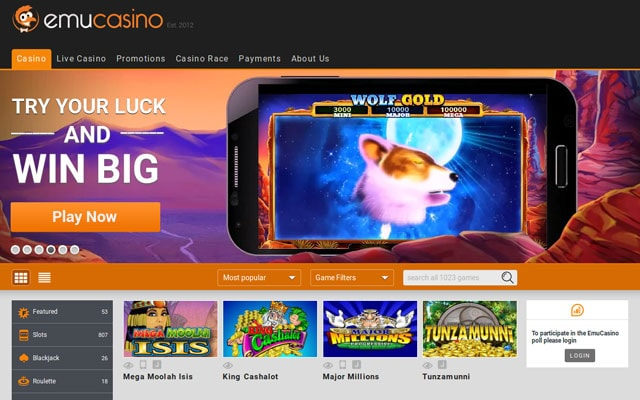 Emu Casino 6