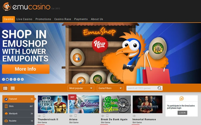 Emu Casino 7