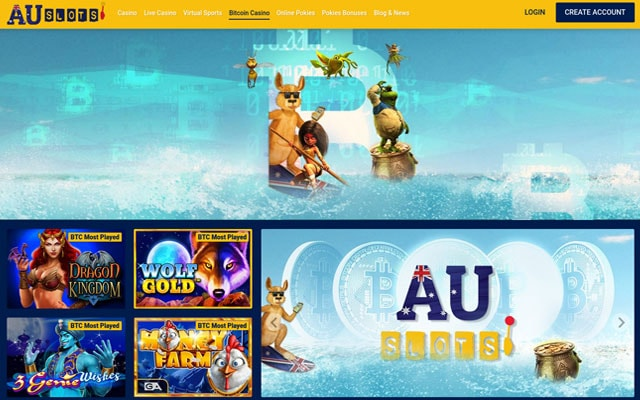 AUSlots Casino 3