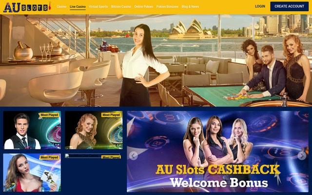 AUSlots Casino 4