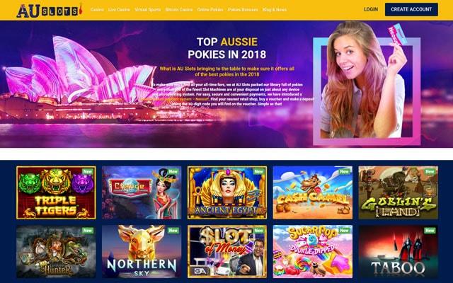 AUSlots Casino 7