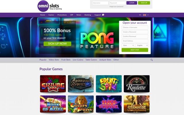 Omni Slots 7