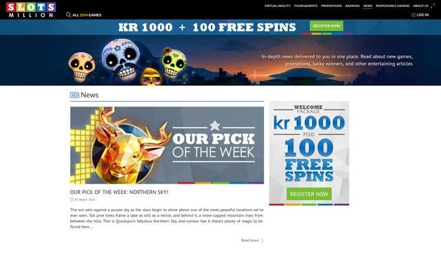 SlotsMillion Casino 1
