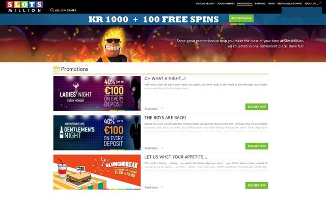 SlotsMillion Casino 5