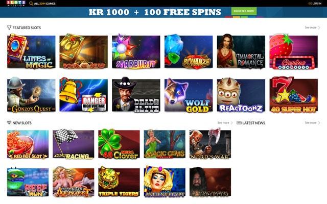 SlotsMillion Casino 6