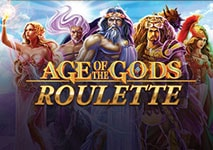 Age of the Gods Roulette by Playtech