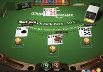 Double Exposure Blackjack Pro by NetEnt