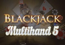 Multihand Blackjack 5 by Playtech