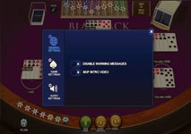 Multihand Blackjack 5 features