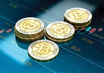 cryptocurrency bitcoin coins