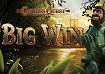gonzos quest big win