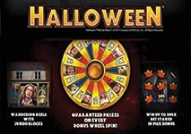 Halloween Slot features