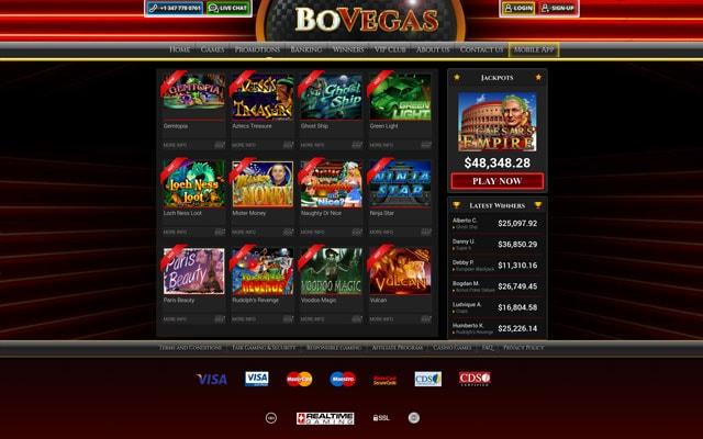 BoVegas Casino 1