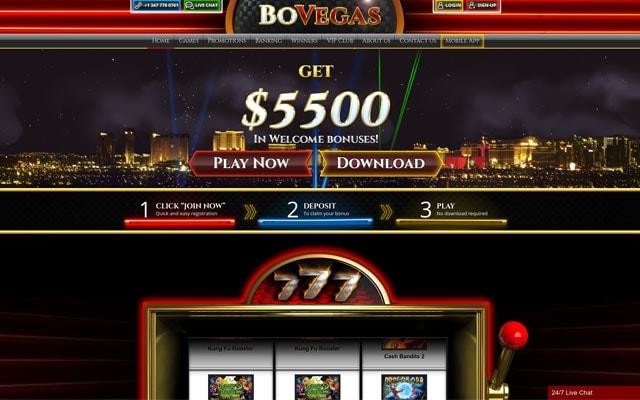 BoVegas Casino 5