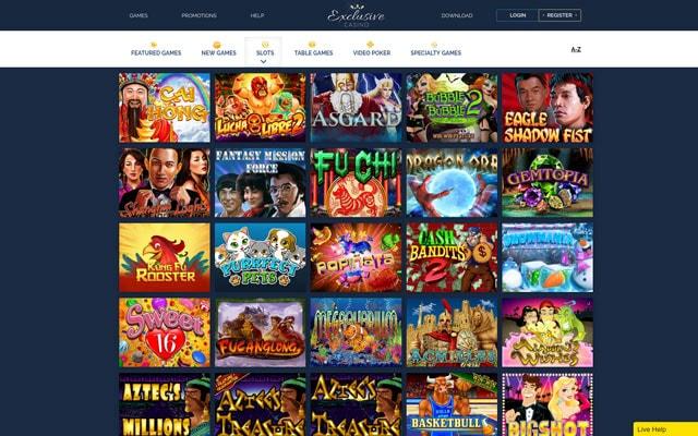 Exclusive Casino 2