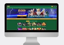ace pokies casino design