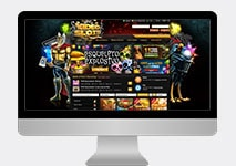 videoslots casino design