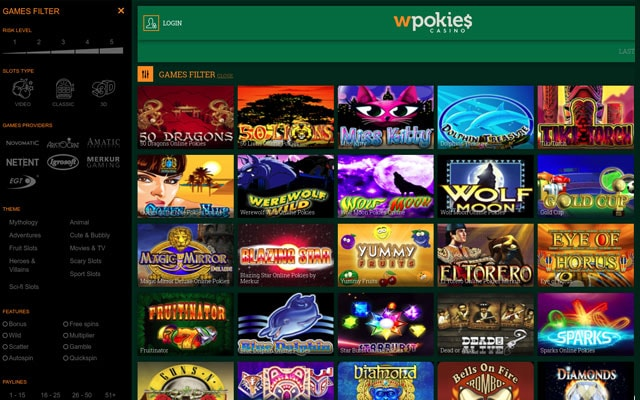 WPokies Casino 2