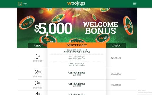 WPokies Casino 3