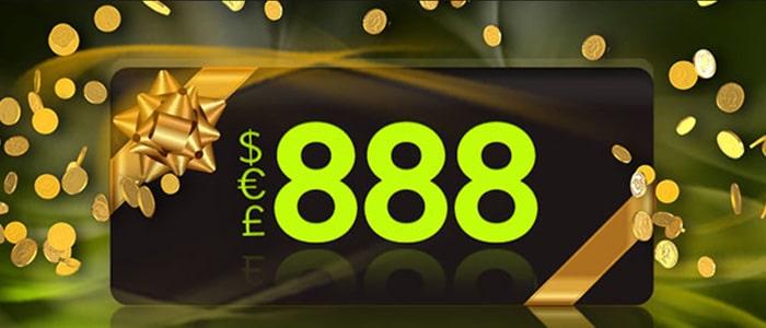 888casino App Bonus