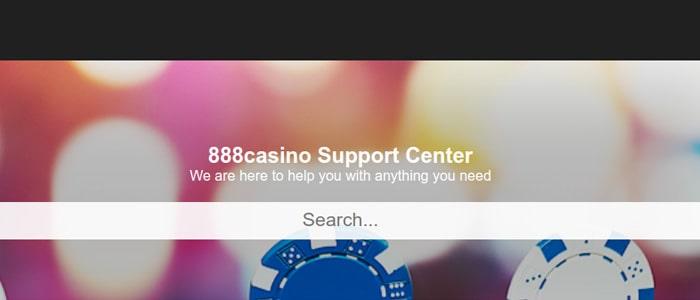 888casino App Support