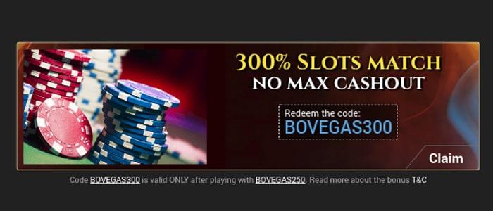 BoVegas Casino App Bonus
