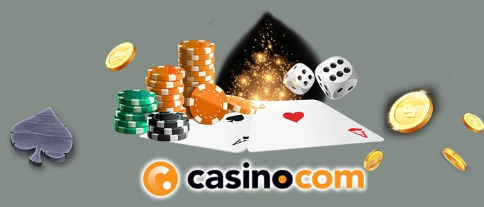 Casino.com App Bonus