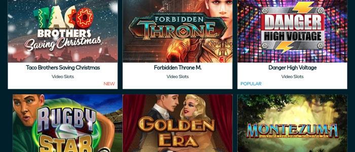 Fun Casino App Games