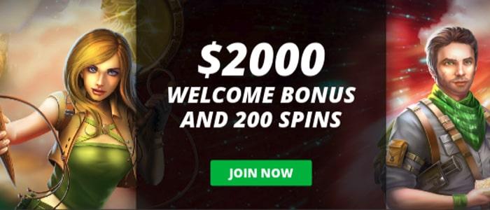 GW Casino App Bonus