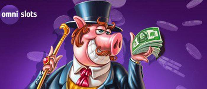 Omni Slots Casino App Cover