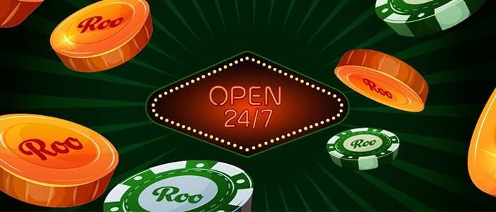 Roo Casino App Cover
