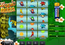 Play Tropic Reels Slot Online