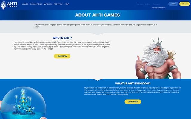 AHTI Games 1