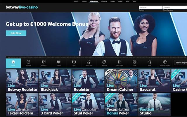 Betway Casino 4