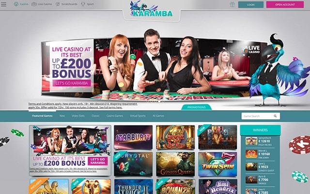Karamba Casino 6